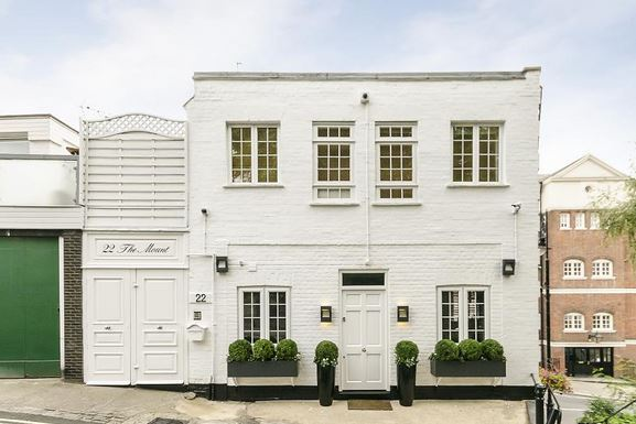 The Mount, London, NW3