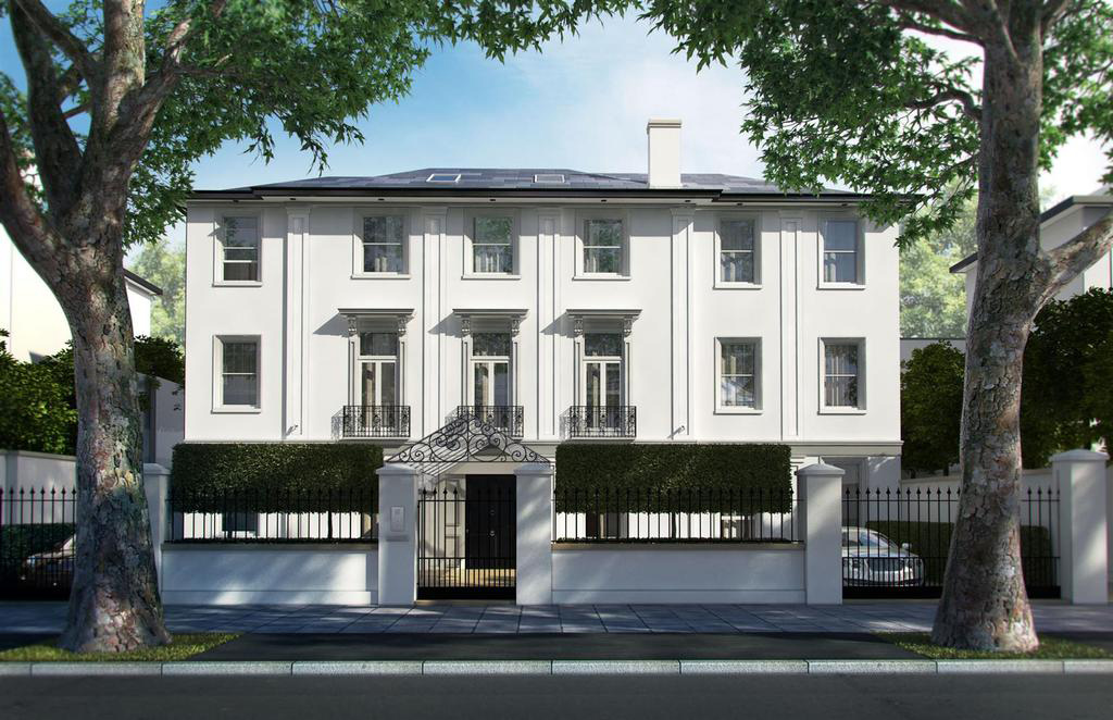 Hamilton Terrace, St Johns Wood, NW8