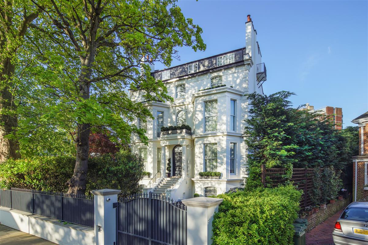 St Johns Wood Park St Johns Wood, London, NW8