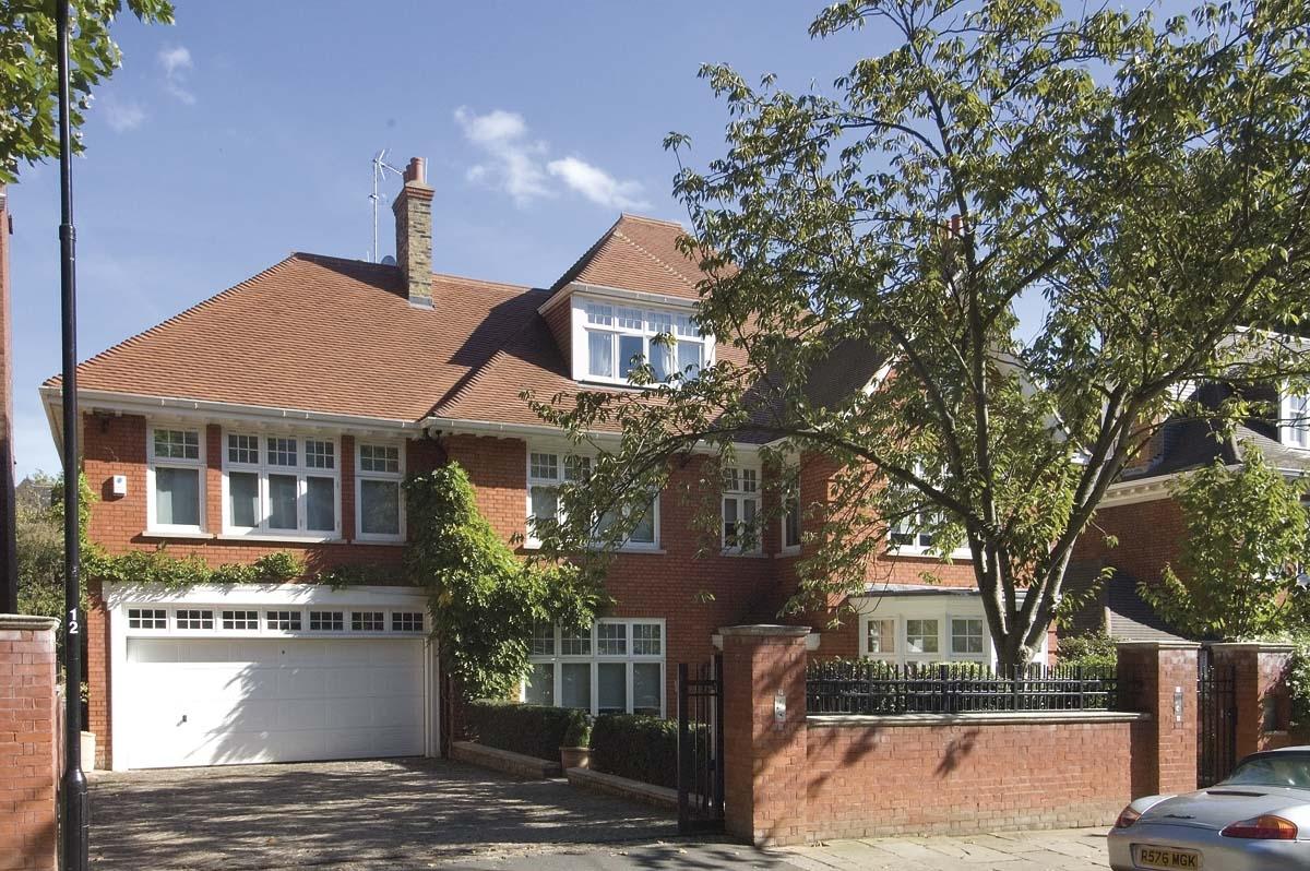Maresfield Gardens Hampstead , London, NW3