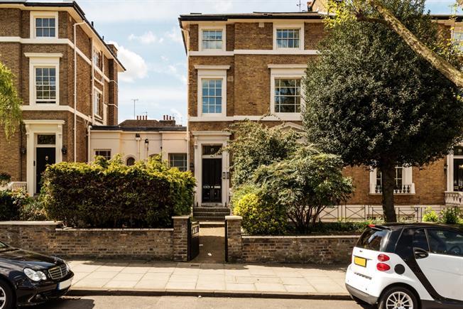 17a Warwick Avenue, London W9