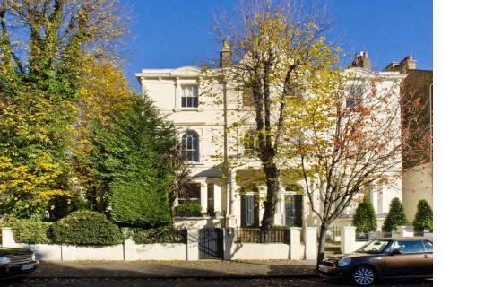 Randolph Road , London, W9